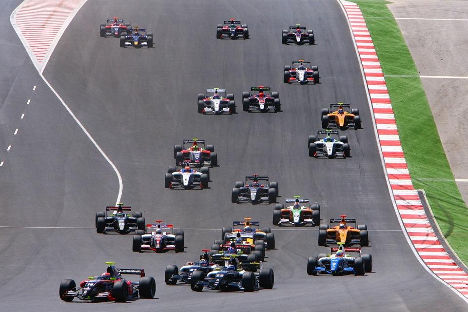 Мировая серия Рено — кузница кадров Формулы 1