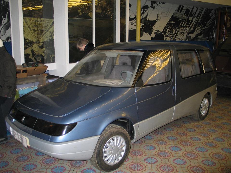 Начало разработки автомобиля