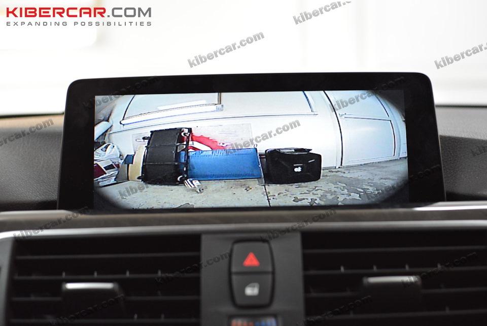 Изображение с передней камеры.
