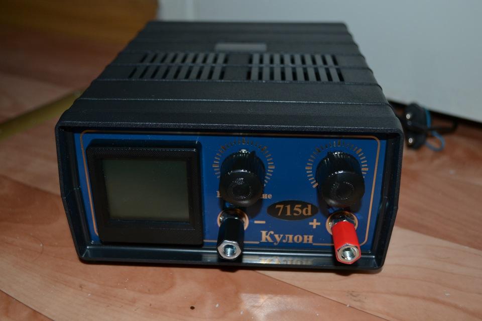 Зарядное устройство кулон 715d инструкция