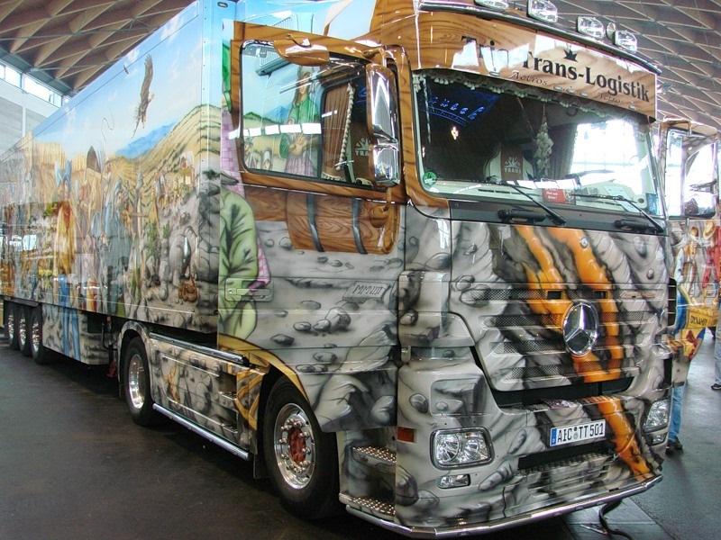 как журнал рисунки на фургонах фото аналог