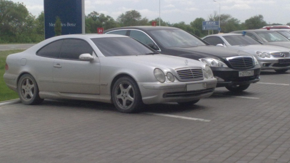 Selling mercedes benz clk 2002 gasoline automatic for Sell mercedes benz