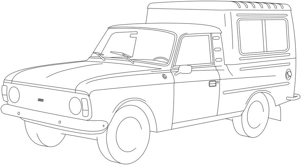подборке раскраска советские автомобили часто