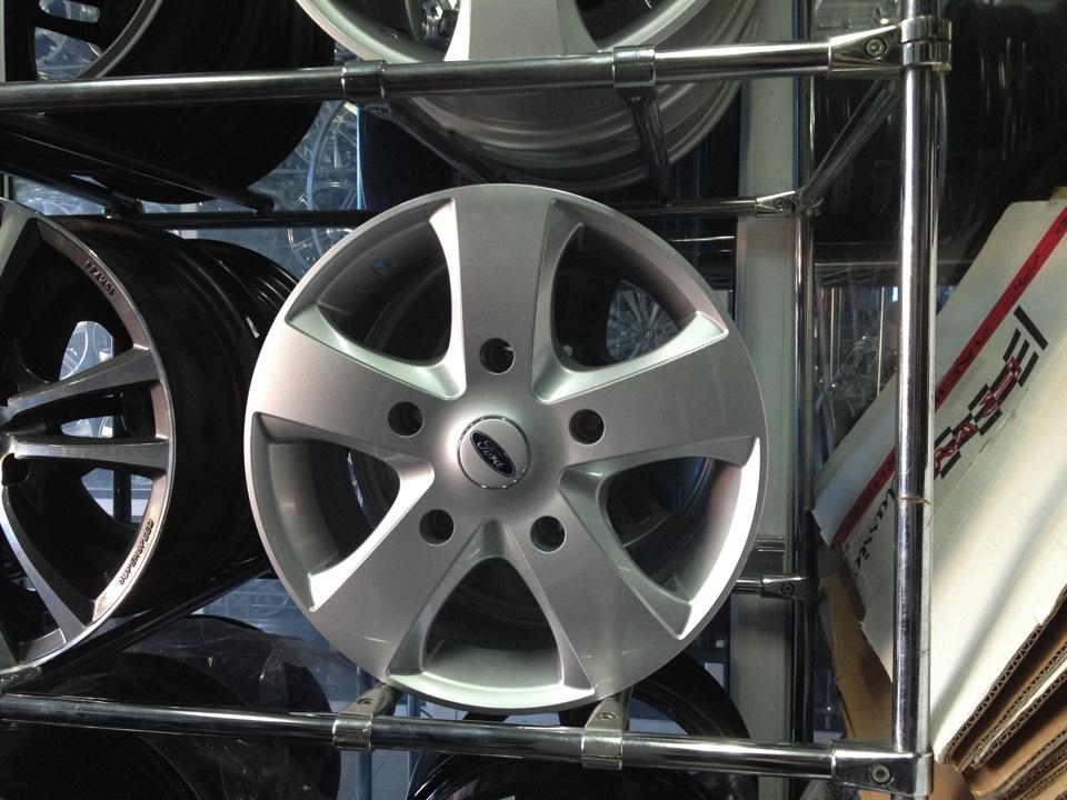 Литые колесные диски форд транзит