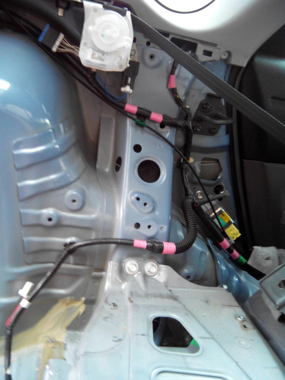 Toyota Prius 20 не работает механизм р