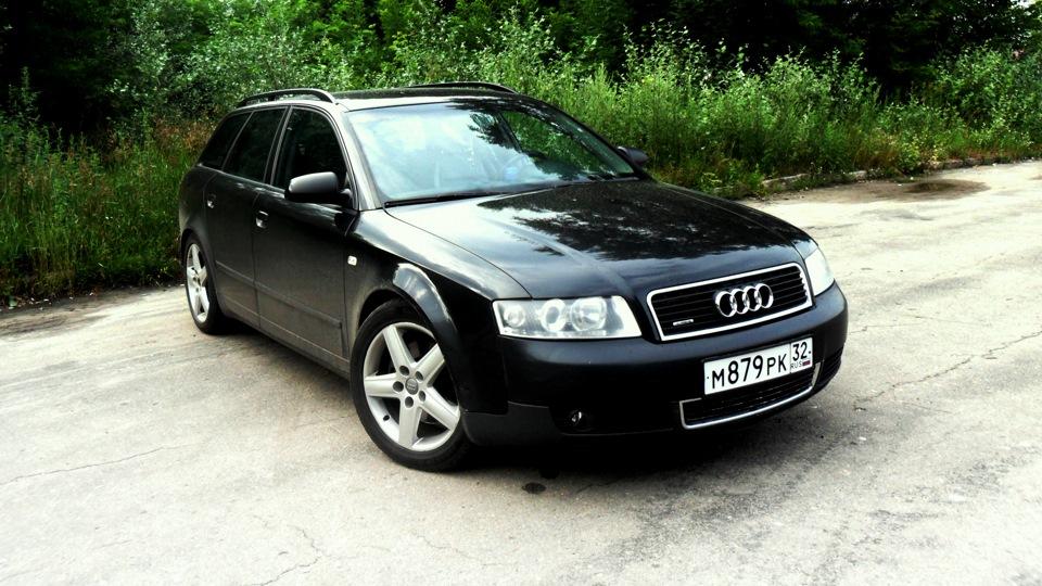 Audi a4 b6 двигатель