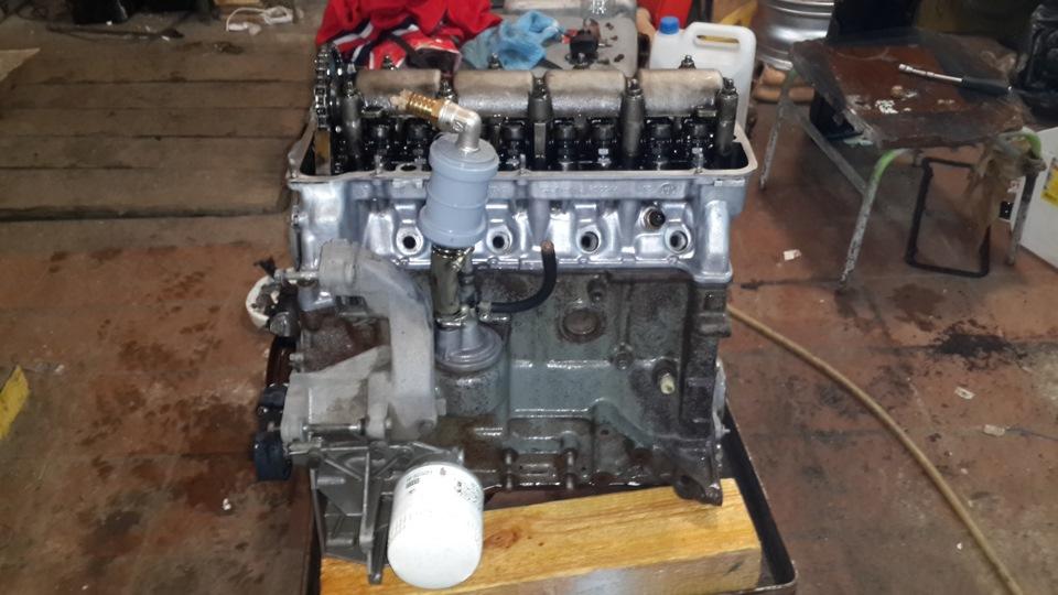 chevrolet niva двигатель 1.9