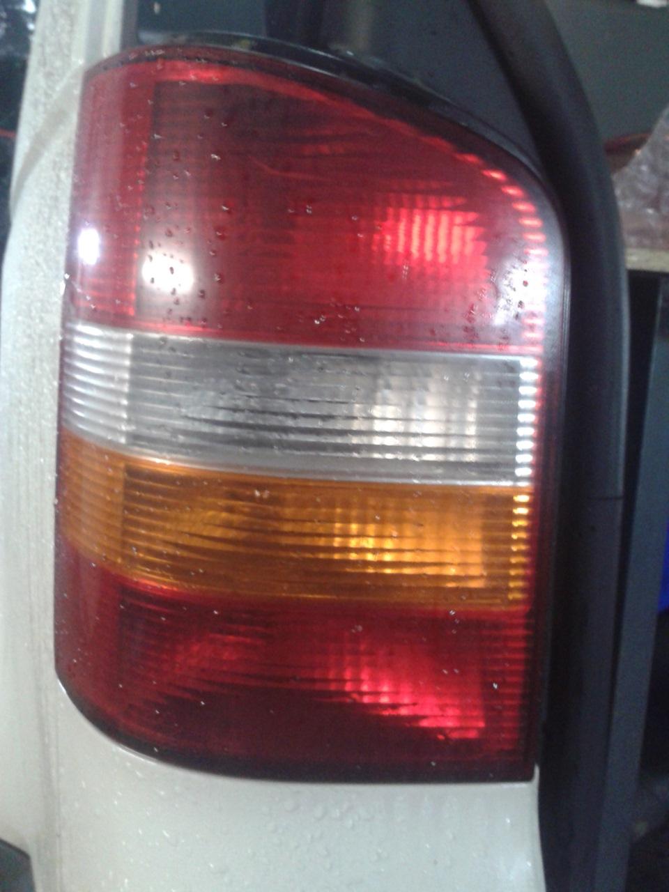 Замена плат задних фонарей volkswagen Замена шаровой кашкай j11