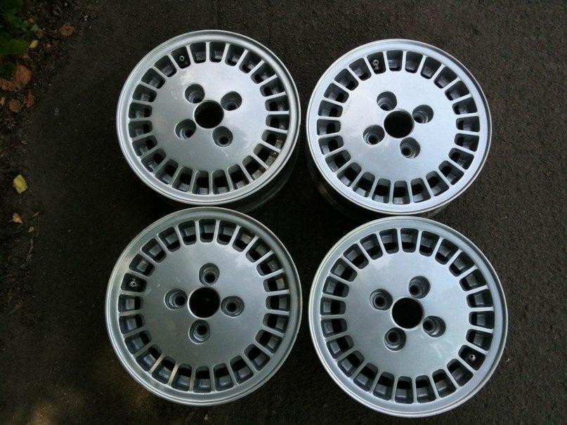 диски от фиата на ваз
