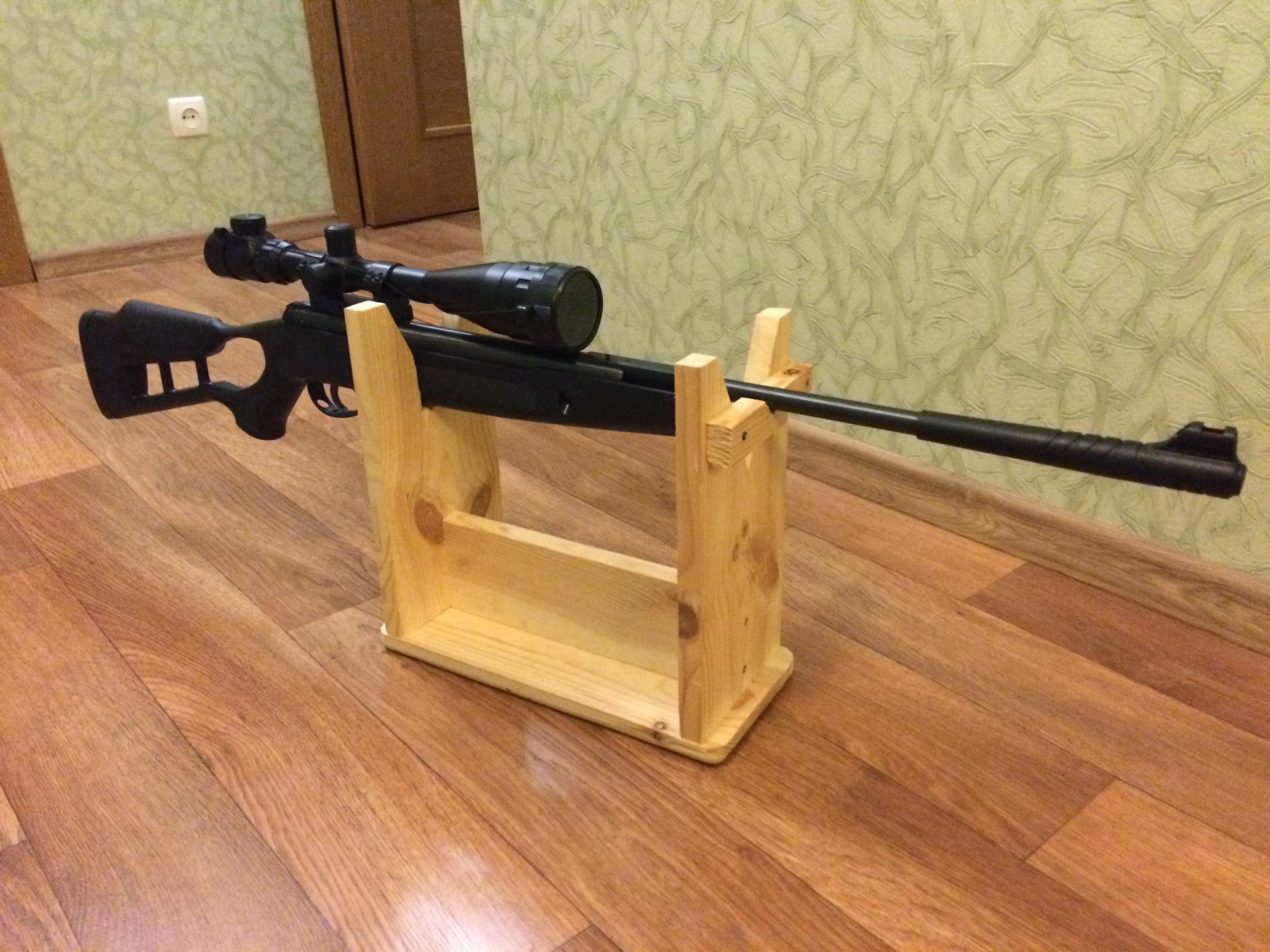 Как сделать станок для пристрелки пневматики фото 155
