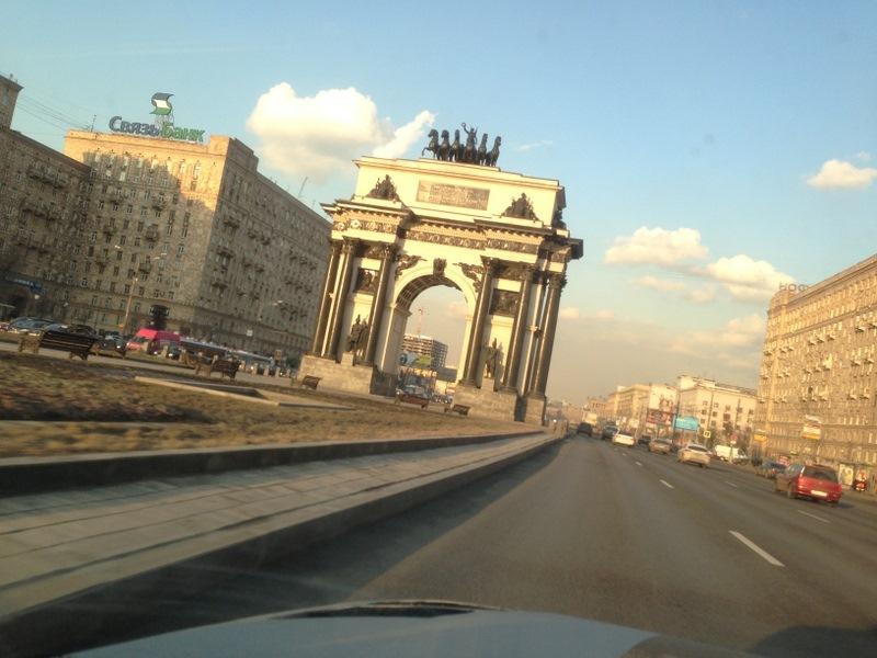 Здравствуй Moscow City!)
