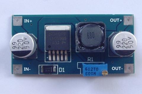 Стабилизатор для светодиодов схема.