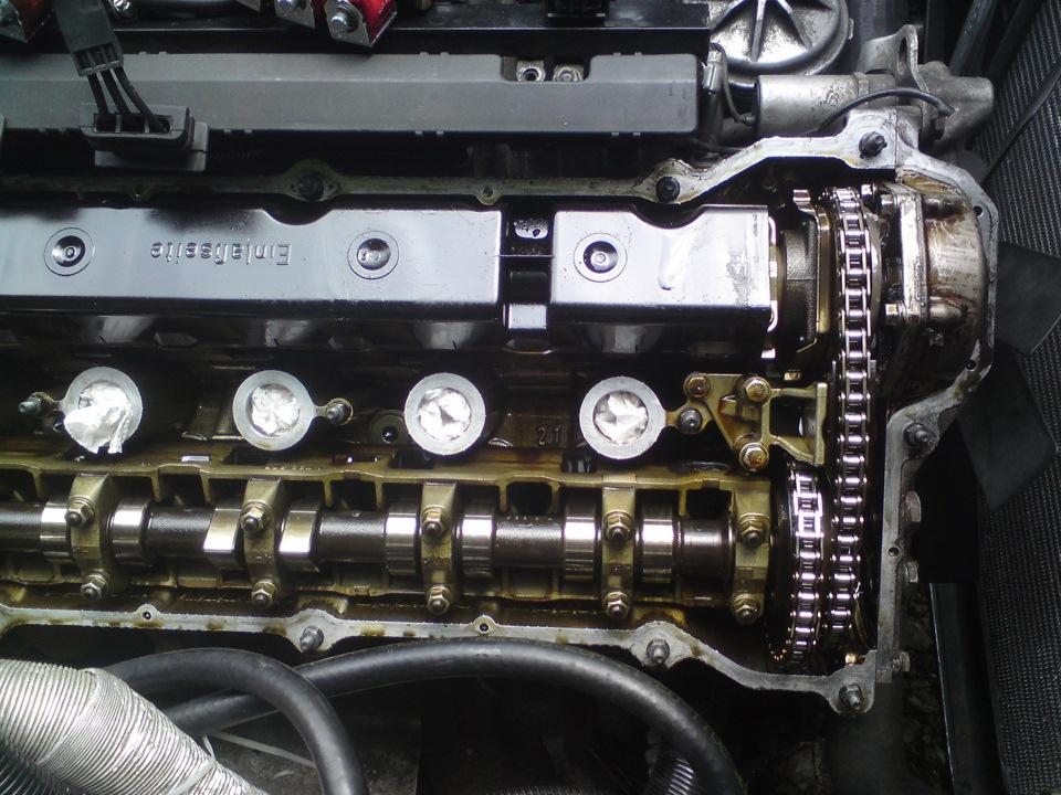 какое масло лить в BMW e39 m57