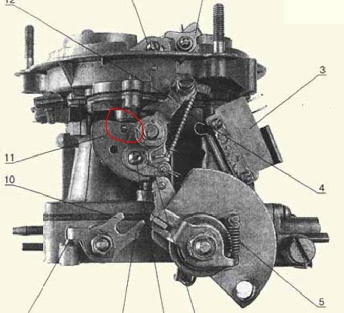 Модернизация карбюратора к 151 своими руками