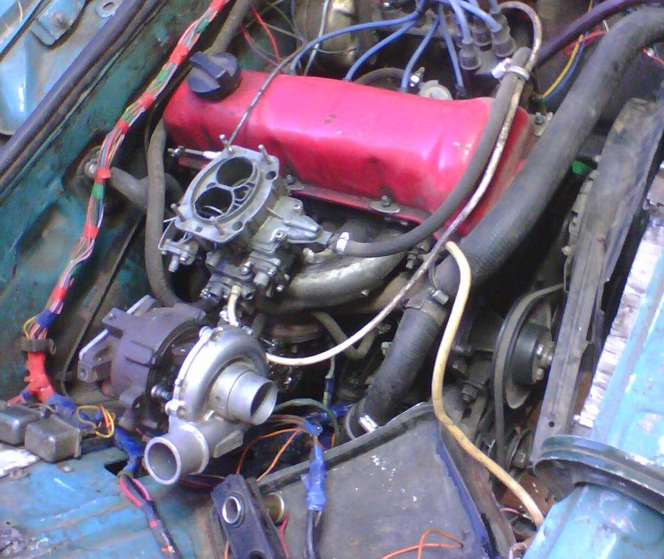 как зарядить двигатель ваз 2106 приеме