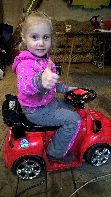 электромобиль детский своими руками