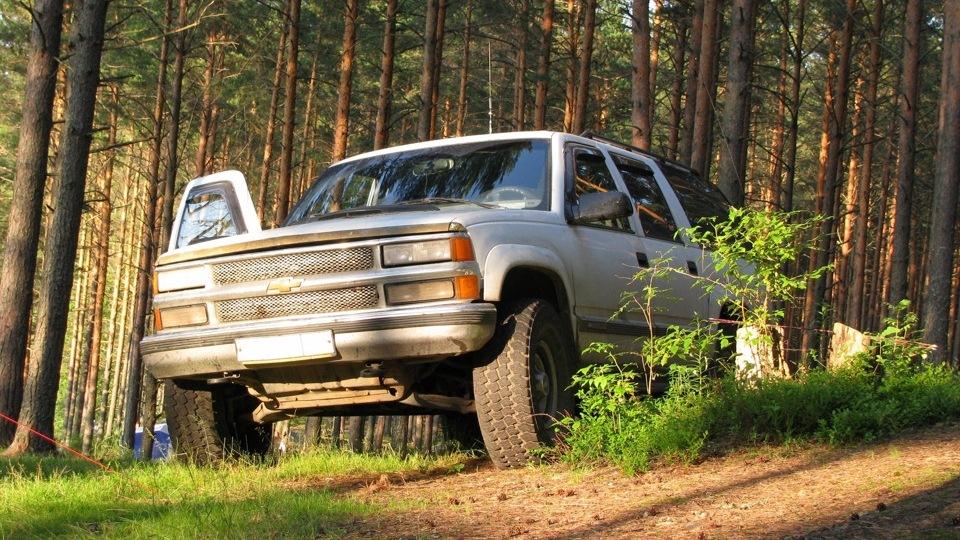 Chevrolet Suburban K2500 | DRIVE2