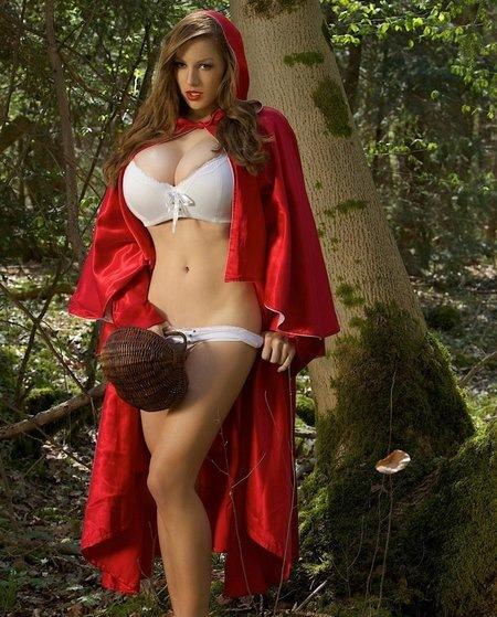 Сексопильная красная шапочка