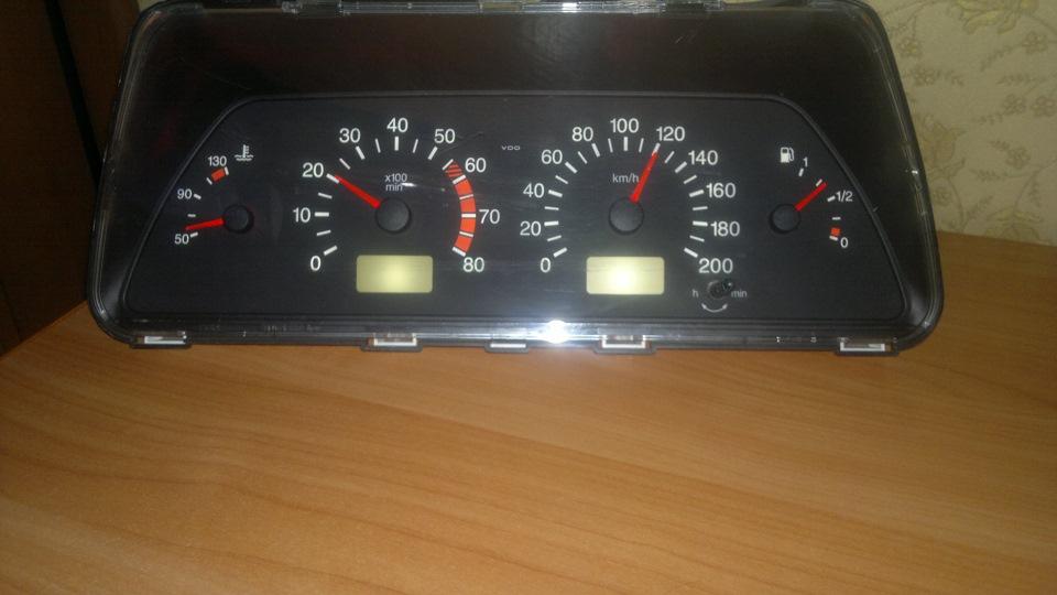 Фото №13 - приборная панель ВАЗ 2110
