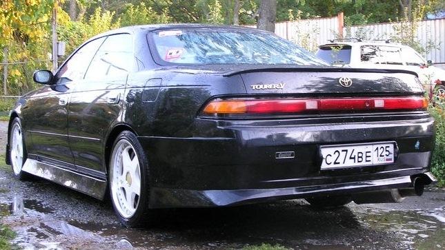 Toyota Mark II 1993, 280 л. с. U2014 отзыв владельца