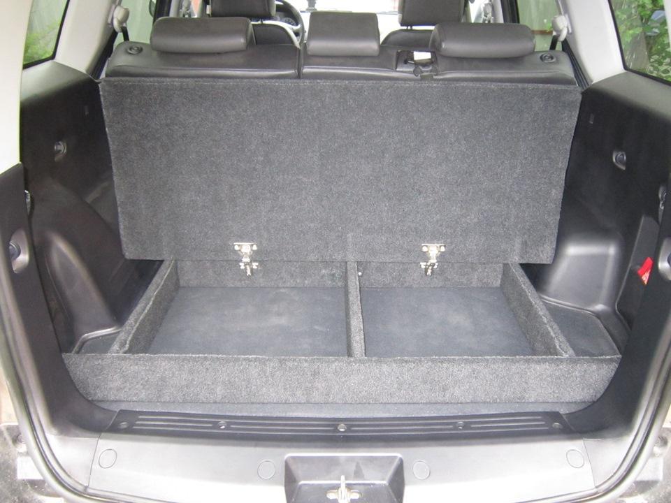 Багажник для ховера н5 своими руками