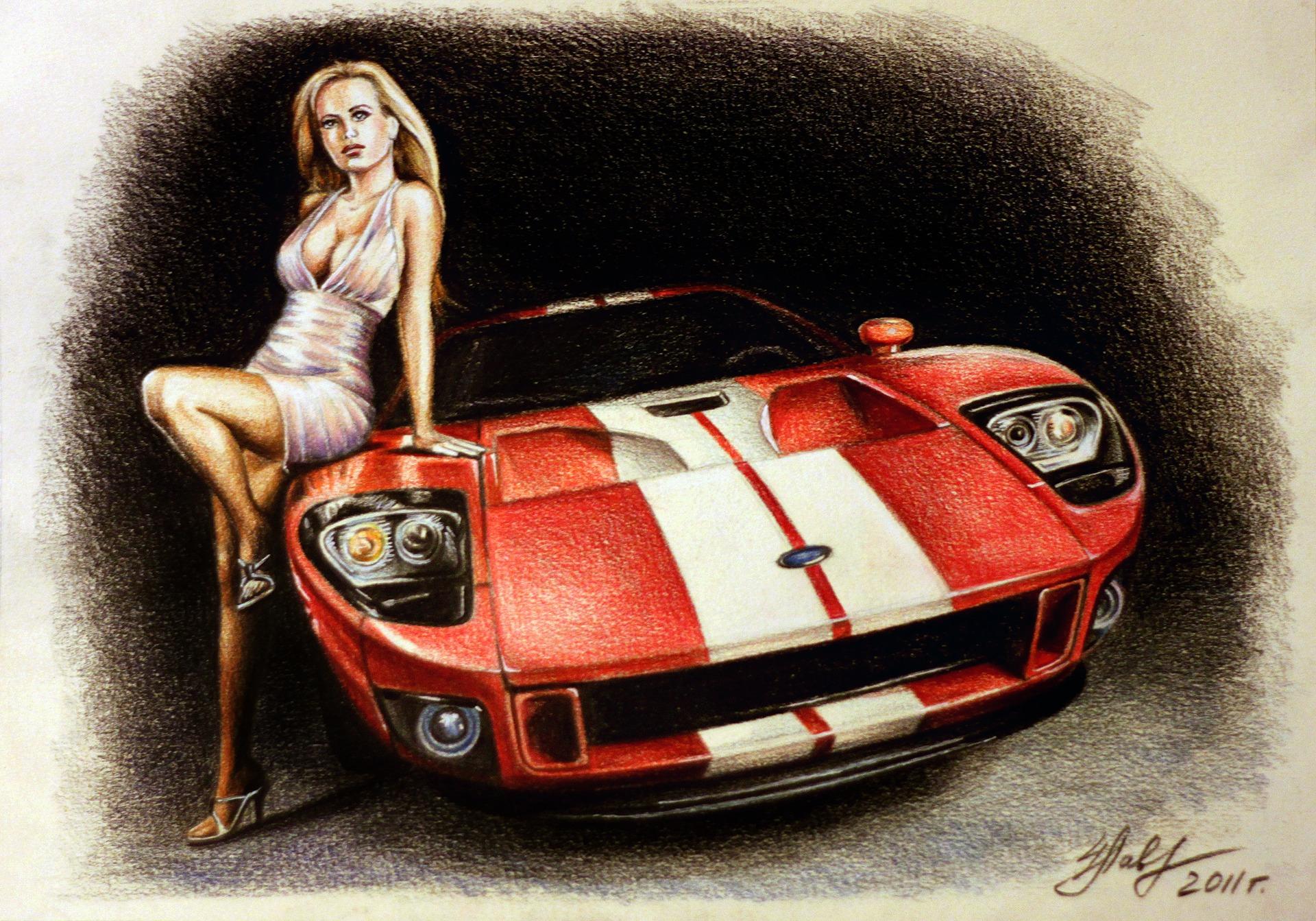 Видео любимому, крутой автоледи открытки