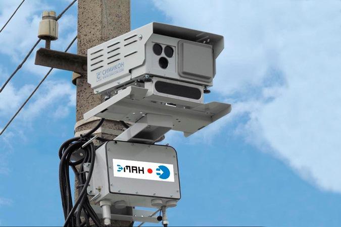 Как работают камеры видеофиксации нарушений стоп линия - 564c