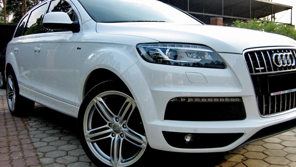 диски и шины для Audi