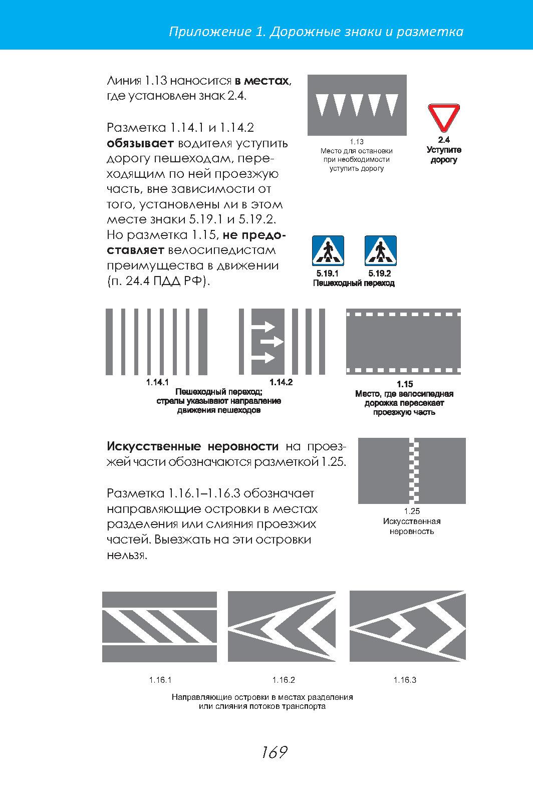 дорожные знаки и разметка в картинках с пояснениями украина