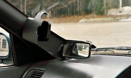 зеркало обгона для праворульных машин своими руками