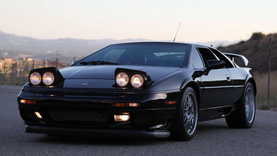 Lotus Esprit V8 35 Twin Turbo Drive2