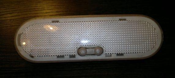 плафон освещения для renault logan