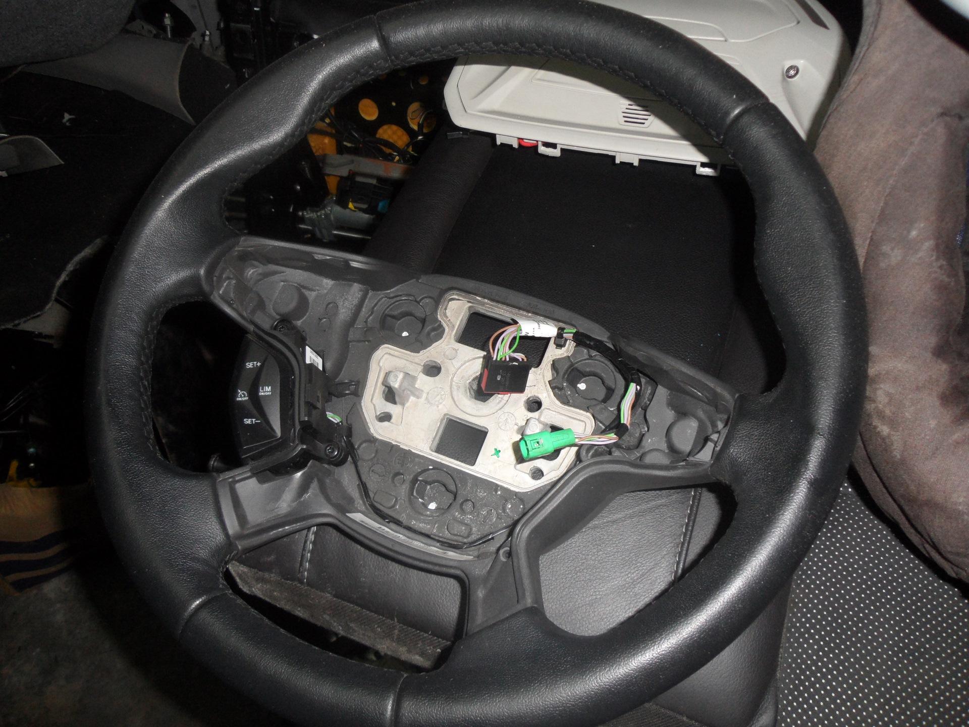 Круиз контроль форд фокус 2 86