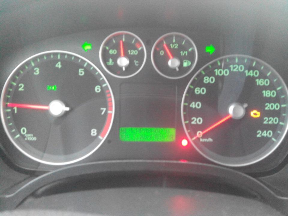 ограничение скорости ford focus 2