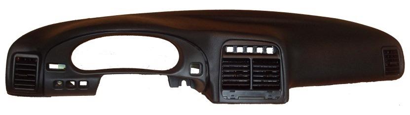 Фото №24 - накладка на панель ВАЗ 2110