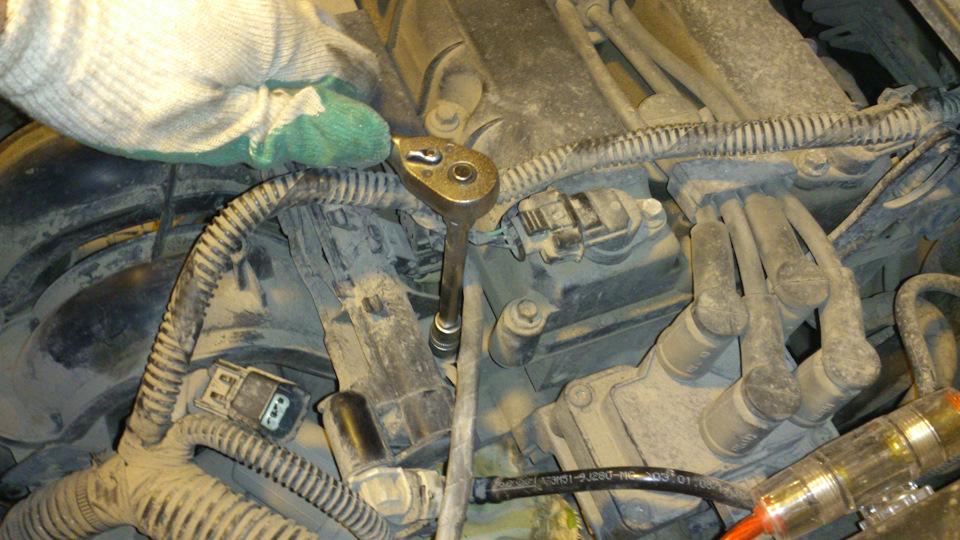 Как промыть инжектор форд фокус 2 своими руками