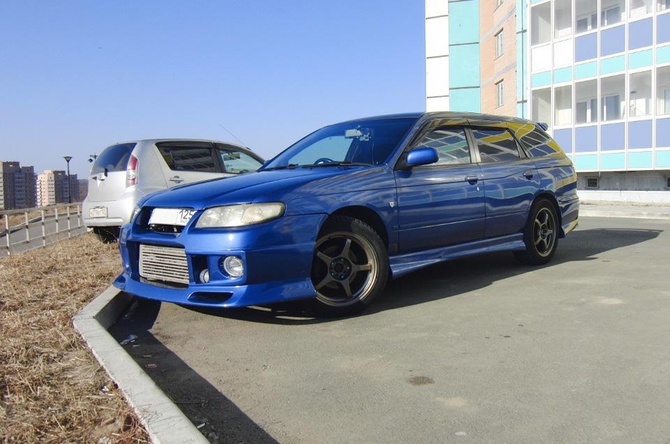 Nissan avenir gt4-v