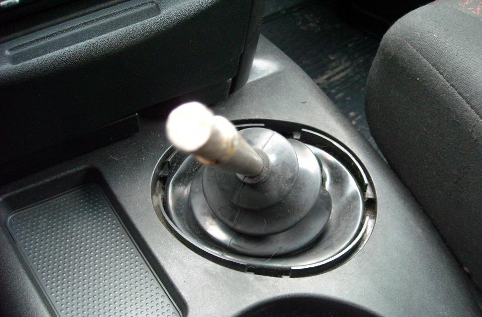 схему переключения передач