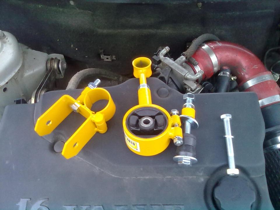 Дополнительная опора двигателя ваз 2110 8 клапанов 171