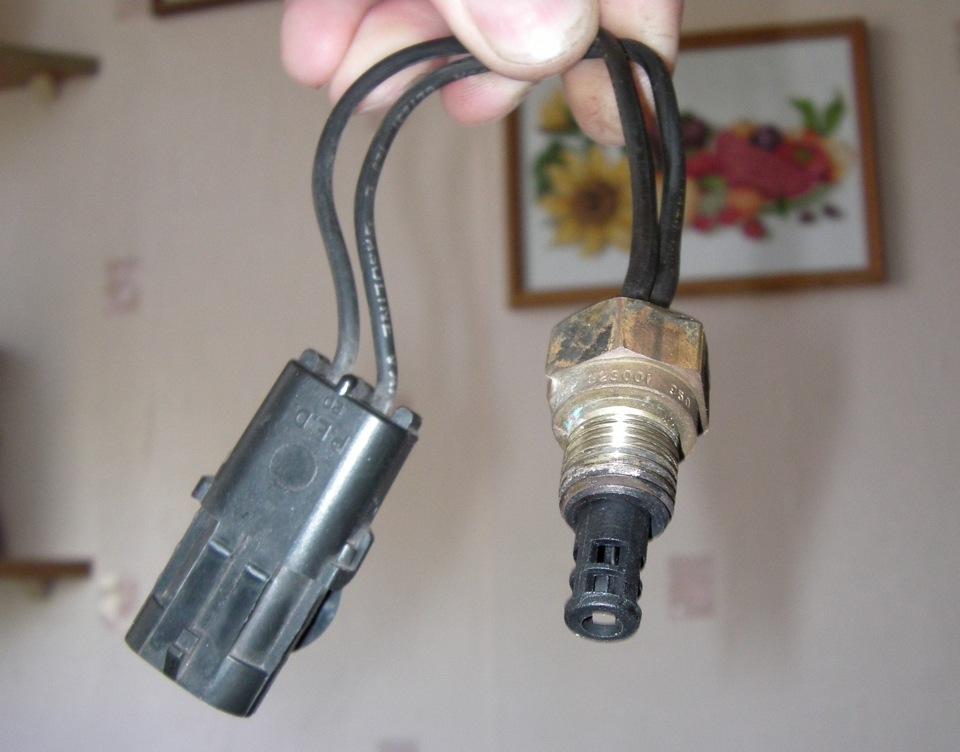 фото воздуха трафик инструкция на установка температуры датчика рено