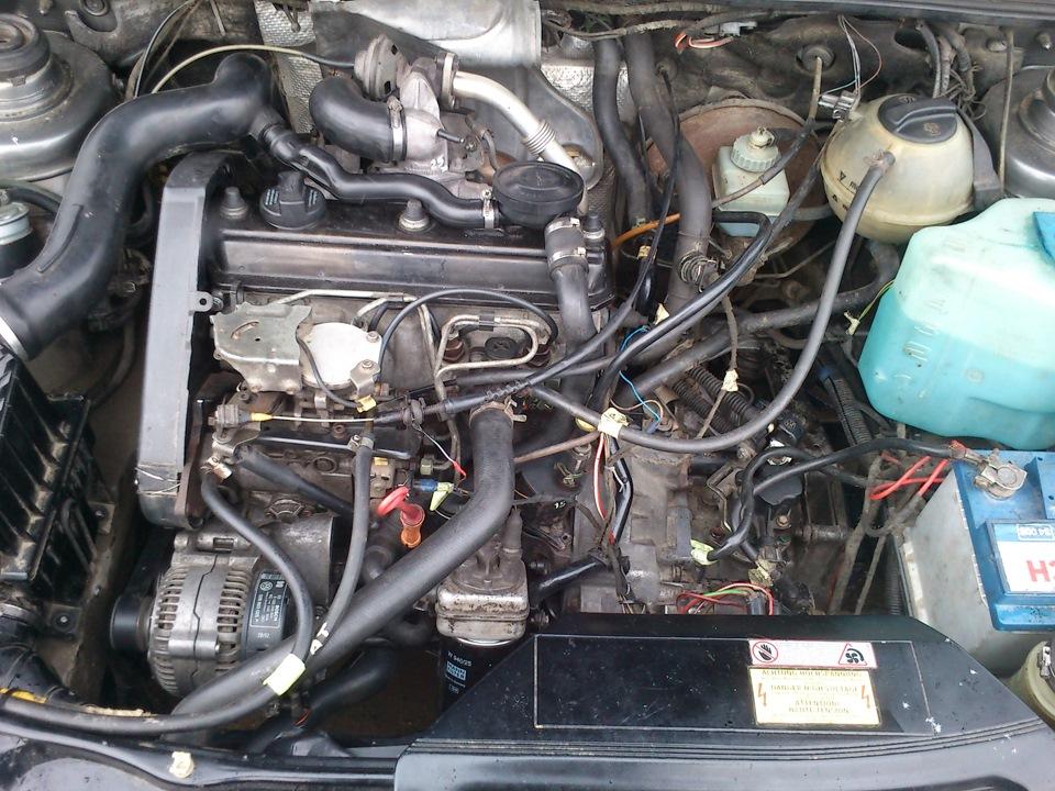 Фольксваген пассат б4 универсал двигатель