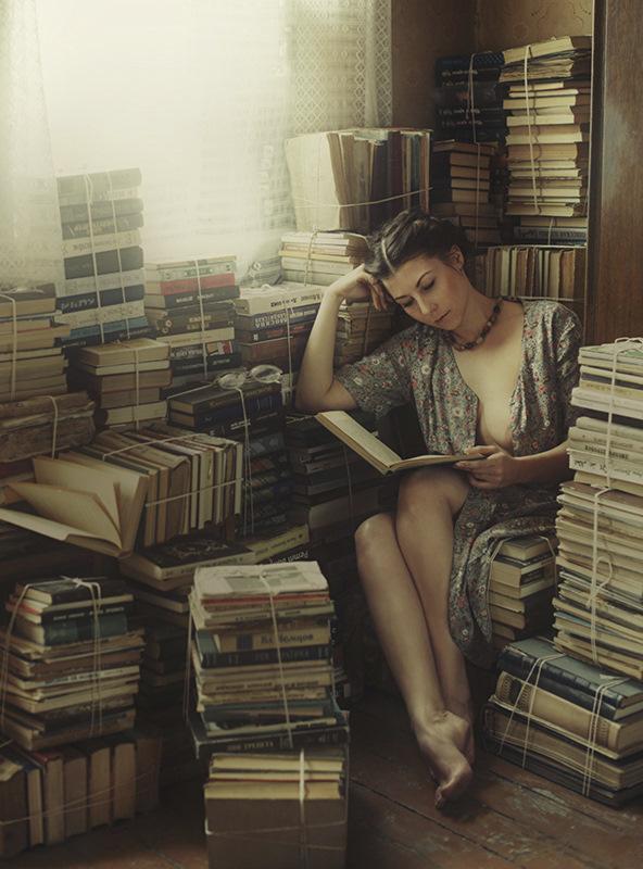 Bibliophile erotica