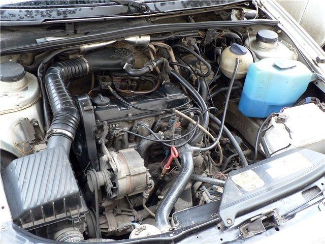типы двигателей фольксваген пассат в3