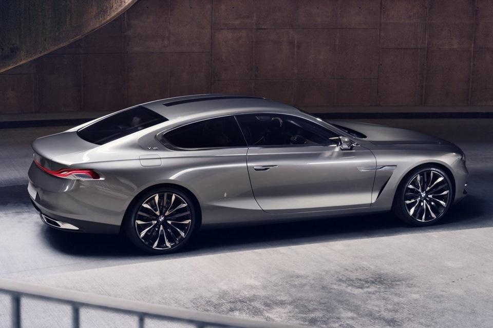 RayBen › Блог › Новая BMW 860?