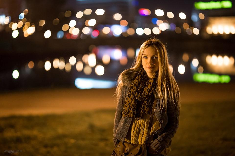 книгу сюжетная фотосессия по ночному городу глубокой