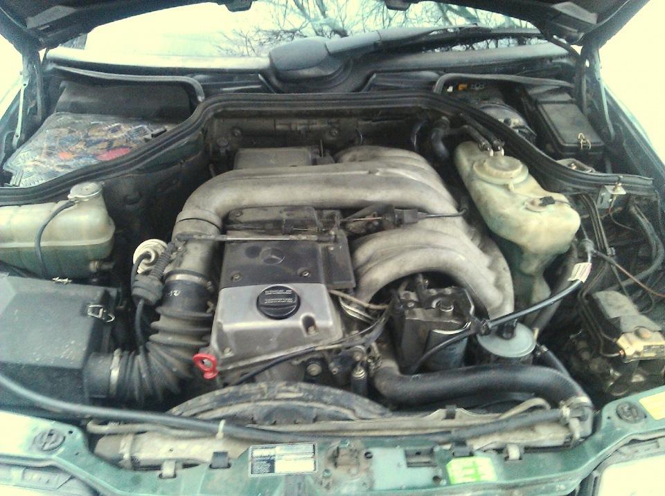 вихрекамерный дизельный двигатель мерседес 2.2 литра технические характеристики