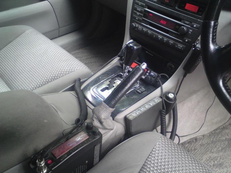 Установка рации на автомобиль своими руками