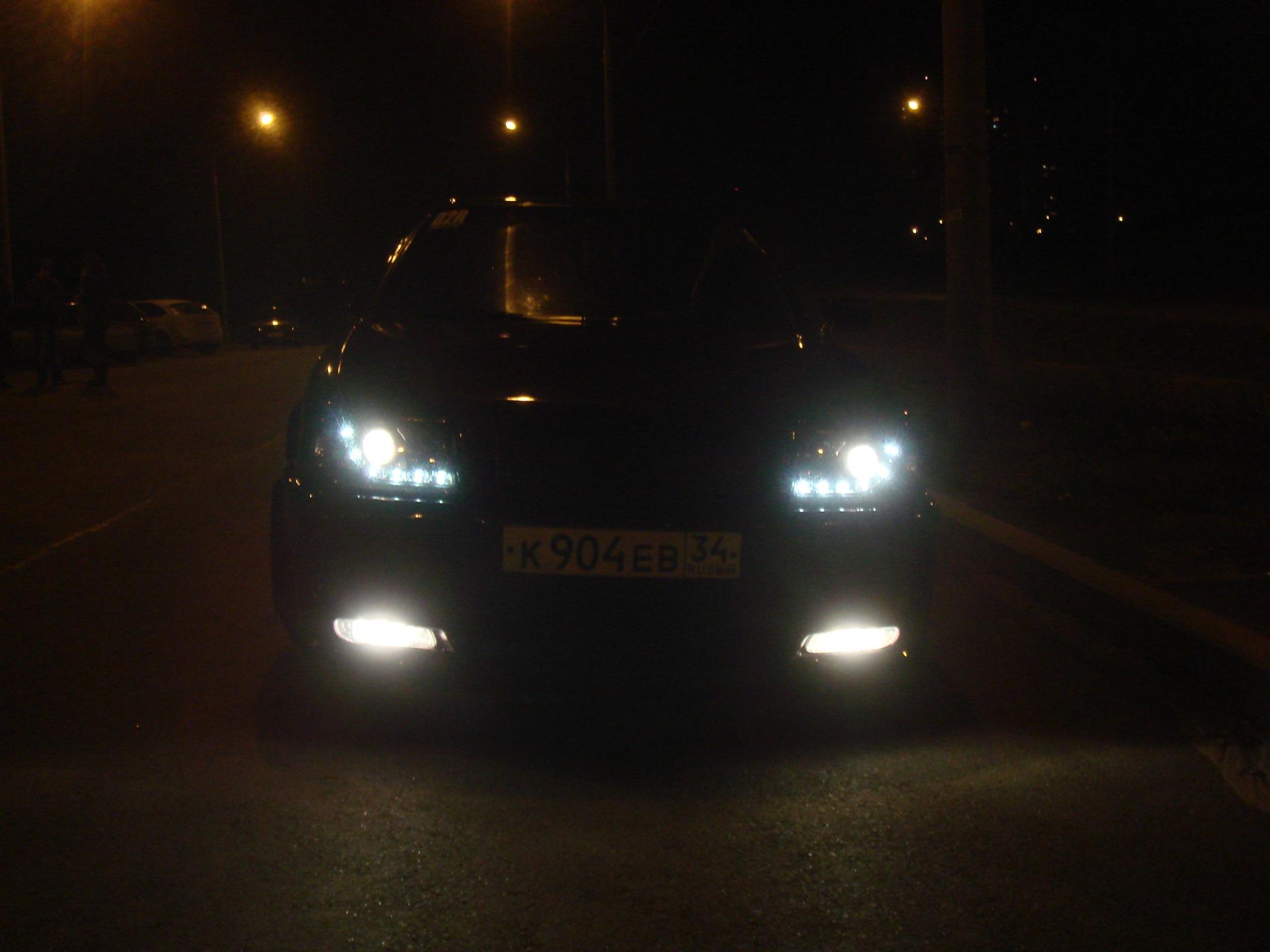 какие лампочки стоят в BMW e46