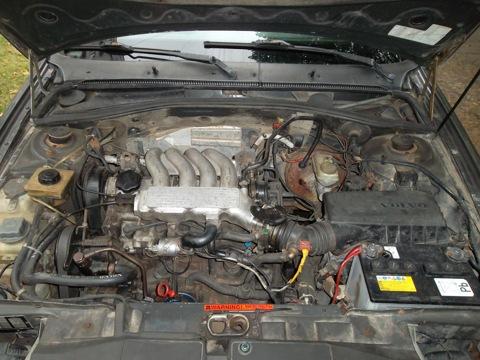 Бортжурнал Volvo 440 тёмно