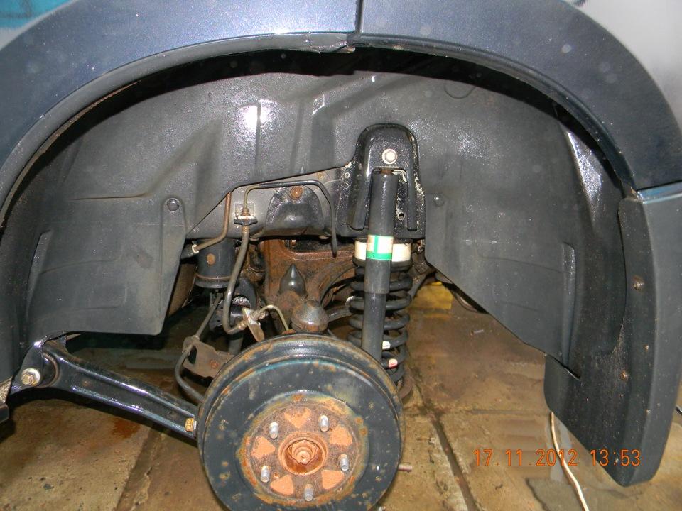 Замена ступицы на гранд витара своими руками 175